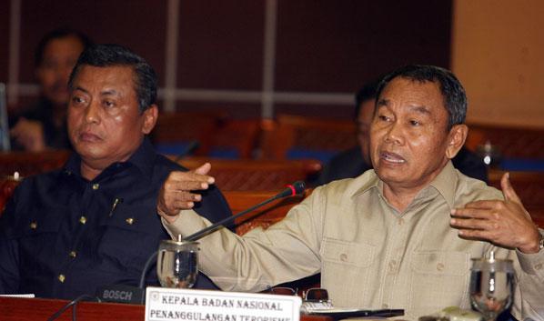 Sarifuddin Suding : Bubarkan BNPT Gagal Menangani Teroris