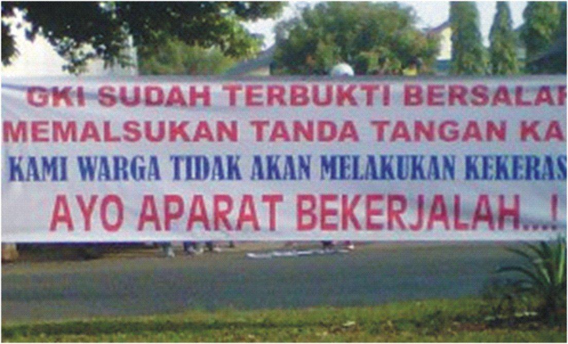 Image Result For Berita Gereja Yasmin Bogor