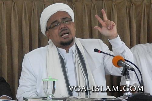Habib Rizieq Peringatkan Penganut Hindu di Bali Agar Tidak Coba-Coba Kurang Ajar Terhadap Umat Islam
