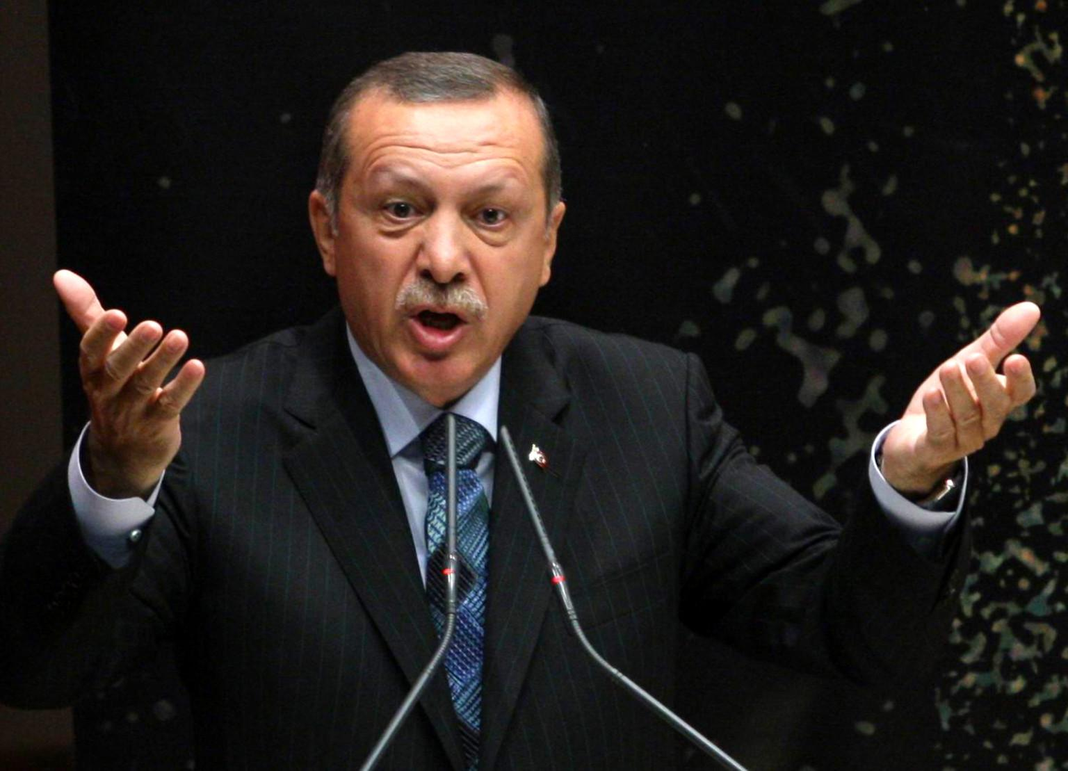 Erdogan : Kejahatan Zionis-Israel Sama Dengan Nazi Hitler