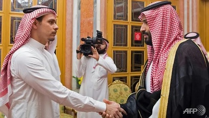 PBB: Putra Mahkota Saudi Mohammed Bin Salman Tersangka Utama Kasus Pembunuhan Khashoggi