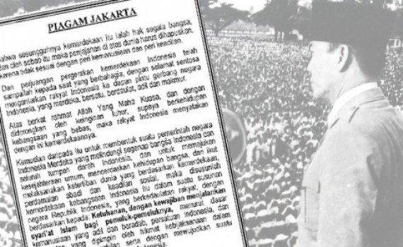 Golongan Anti Piagam Jakarta Masih Kuat di DPR dan MPR