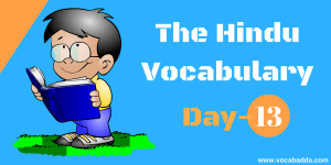 10 Most Important Words For Vocabulary Practice Day-13