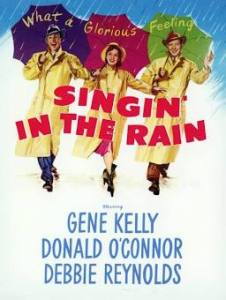 Greatest of all time movie Singing in the rain