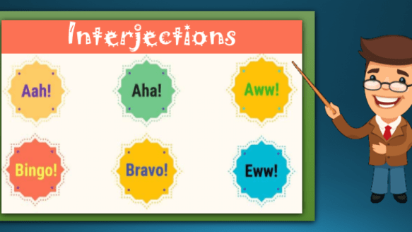 interjection examples
