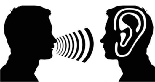 listen or silent