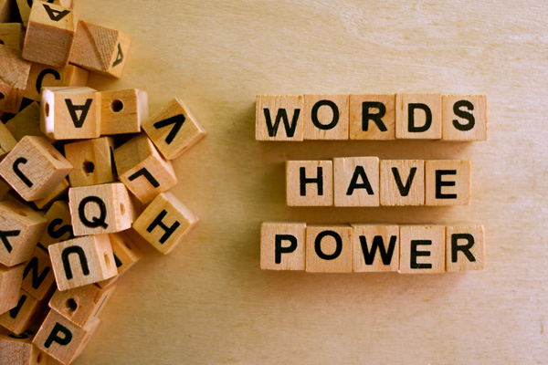 new vocabulary words