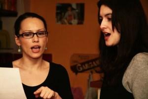 Cours de chant - Anaïs