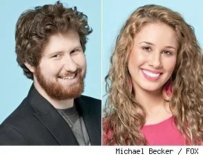Casey Abrams & Haley Reinhart