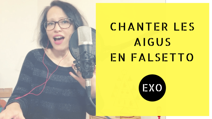 chanter le falsetto