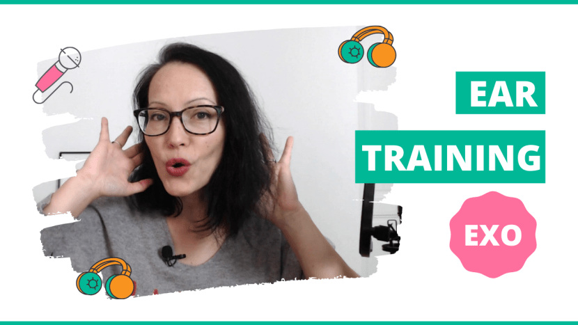 exercice ear training pour mieux chanter