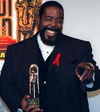 Barry White at the Soul Train Music Awards