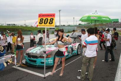 Miku is on the starting line! (`・ω・´)
