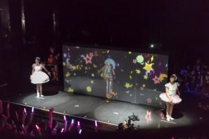 IA performing Otsukimi Recital
