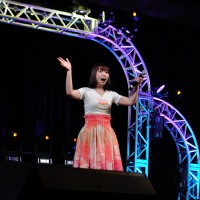 Shimoda at the Kawaii Kon 2016 Opening Ceremonies