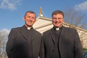 Fr. Antonio & priest