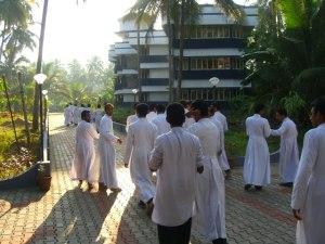 Indian seminarians