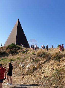 Piramide 38mo parallelo