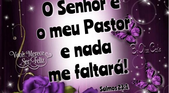 Salmos 23. Boa Noite Salmo 23