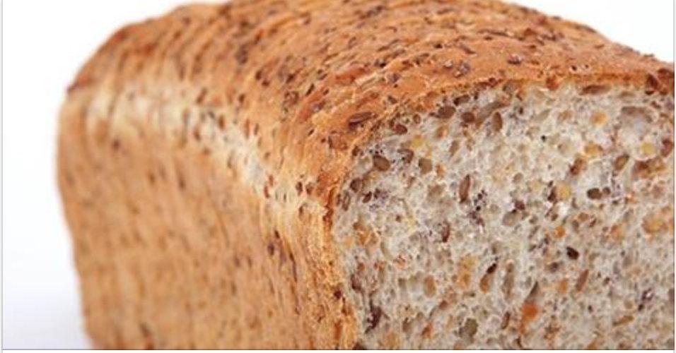 O verdadeiro pão saudável - totalmente sem farinha (sem glúten_ e muito fácil de fazer!