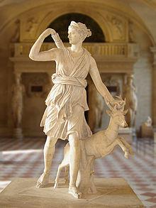 Diana, Rainha dos efésios