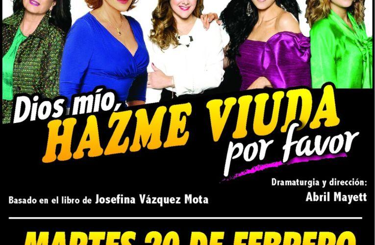 Dios Mio, hazme Viuda, María Sorté se une al elenco