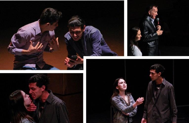 """Invitan a jóvenes a reflexionar sobre la sexualidad responsable con la puesta en escena """"Confusiones"""""""