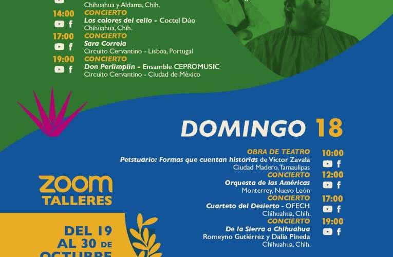 """Anuncian primicia de concierto virtual """"De la Sierra a Chihuahua"""" con el pianista Romeyno Gutiérrez"""