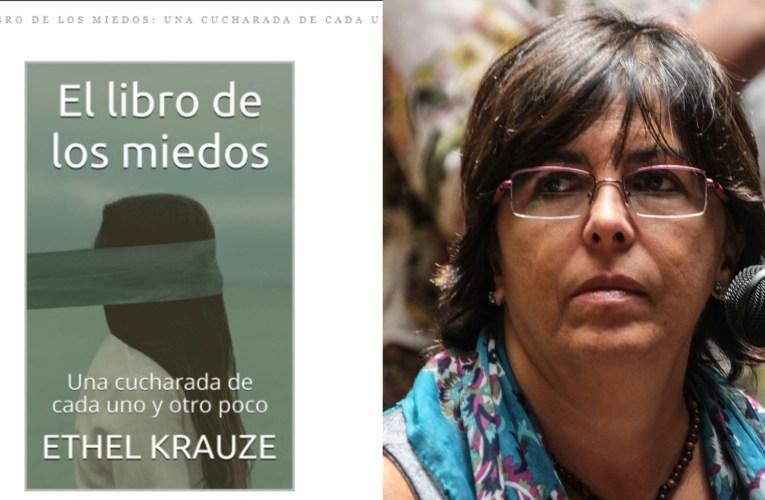 """Presentará Ethel Krauze su más reciente obra """"El libro de los miedos"""" en la Felich 2020"""