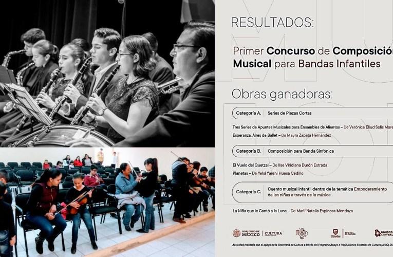 Premia Secretaría de Cultura de Chihuahua trabajo de compositoras mexicanas