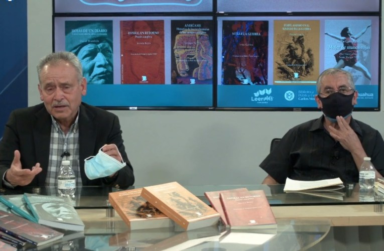 Presentan la colección literaria Bárbaros Ilustrados en el Día Internacional del Libro