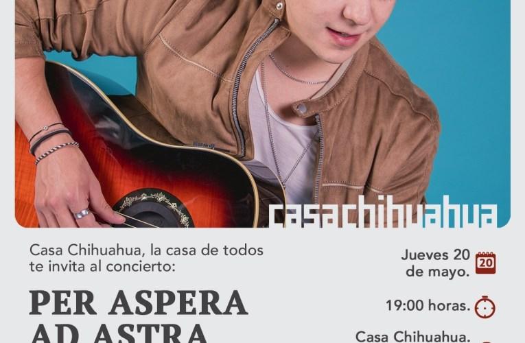 Andrés Almeida regresa a cantar a su tierra