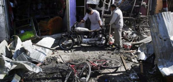 Taliban claim deadly Kabul suicide attack   Voice of the Cape