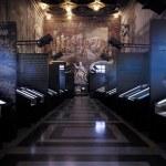 Interior al Misterele din muzeului vaticanului