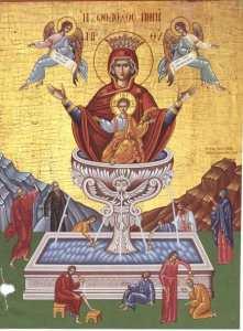 A doua zi de Crăciun; (†) Soborul Maicii Domnului; †) Cuv. Nicodim de la Tismana (Harţi)