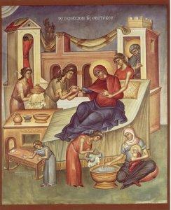 (†) Naşterea Maicii Domnului