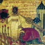 sabia Iisus Hristos pictura