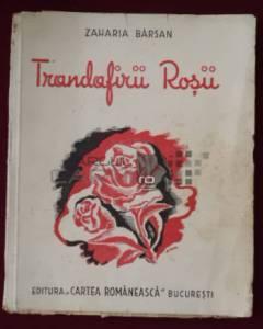Zaharia Barsan trandafirii rosii cartea romanesca