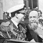 Regele Carol al – II-lea şi Nicolae Iorga