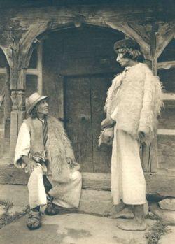Ţărani din Maramureş