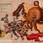 harta geopolitica a europei 1900