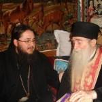 IPS Ambrozie alături de Arhimandrit Arsenie Papacioc