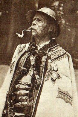 portret de goral