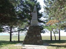monument comemorativ Stefan cel Mare de la Barsesti