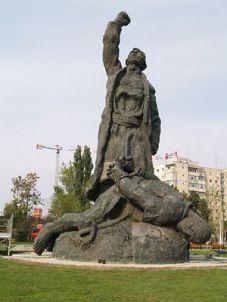 monumentul Rascoalei din 1907