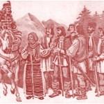 tara vrancei legenda Baba Vrancioaia