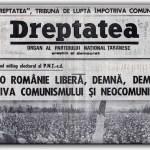 DREPTATEA fragment din 24 aprilie 1990