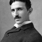 Nicolae Tesla la anul 1890