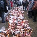 Pastele Blajinilor sarbatorit in Moldova