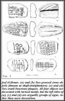 tăbliţele de la Jerf-el-Ahmar databile pe la 8.000 a.Chr